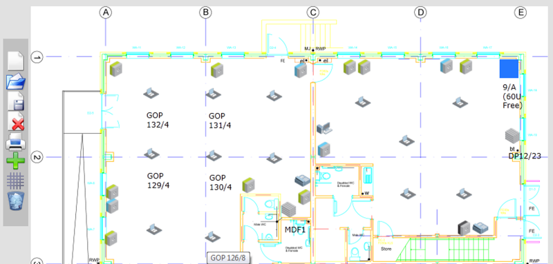 Floor planner new floor planner network infrastructure management wiring diagram planet audio ac1500-1m at bayanpartner.co